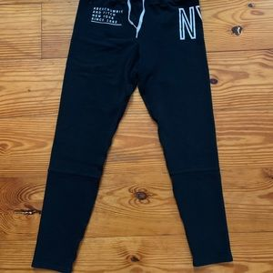 Abercrombie and Fitch NYC leggings